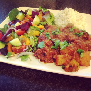 Slimming world lamb rogan josh
